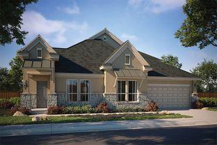 Wentworth 2 - Skyridge: Austin, Texas - Milestone Community Builders