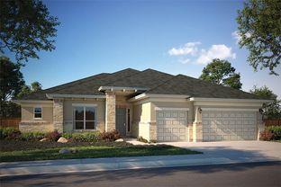 Constellation - Skyridge: Austin, Texas - Milestone Community Builders