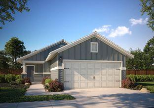 Crescendo - The Meadows at Quick Ranch: Round Rock, Texas - Milestone Community Builders