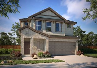 Melody - The Meadows at Quick Ranch: Round Rock, Texas - Milestone Community Builders
