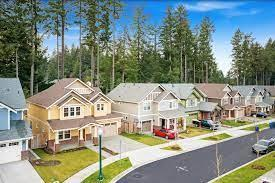 Village at Mill Pond by Horizon Home Builders LLC in Olympia Washington