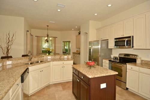 Kitchen-in-FAIRMONT-at-The Villages at Cypress Creek-in-Ruskin