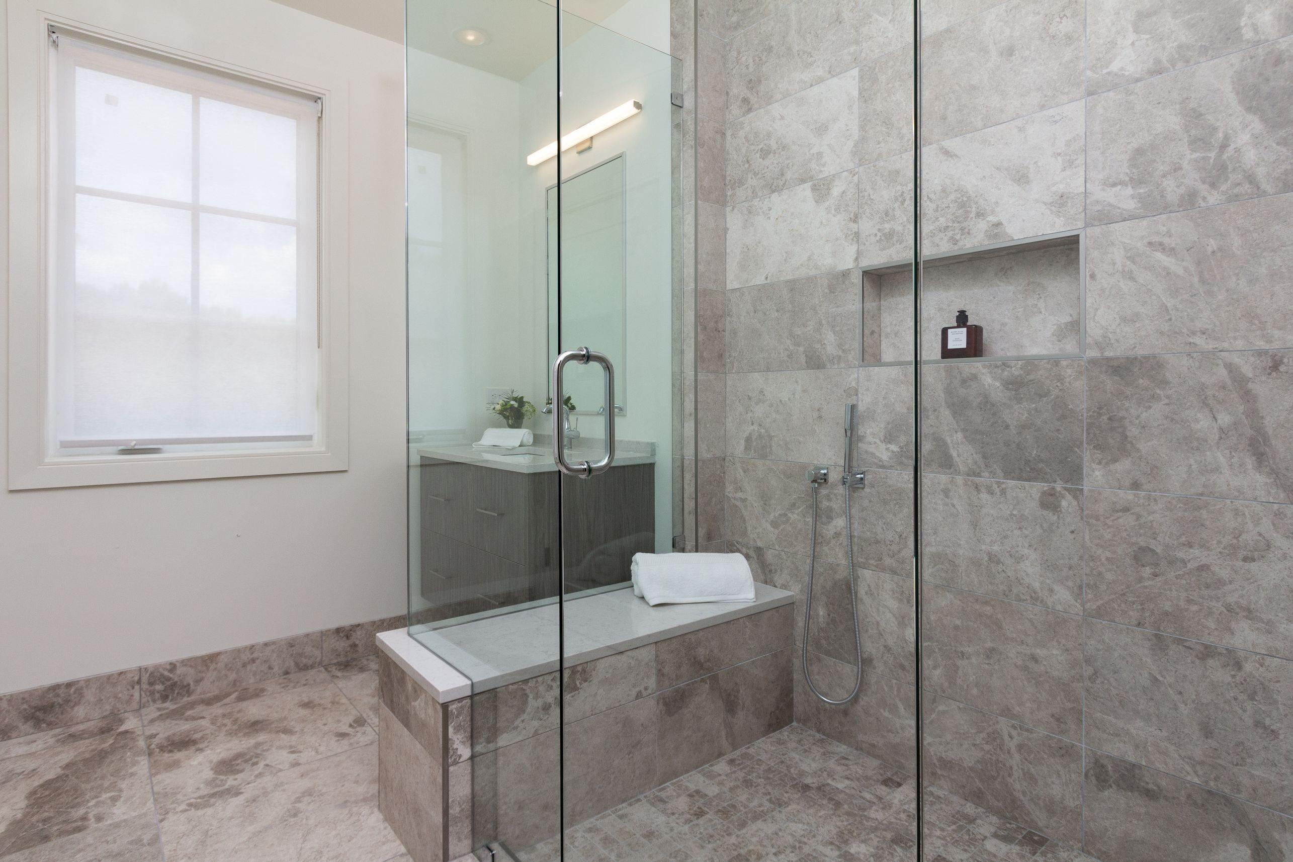 Bathroom featured in the Townhome By Minerva Homes in Atlanta, GA