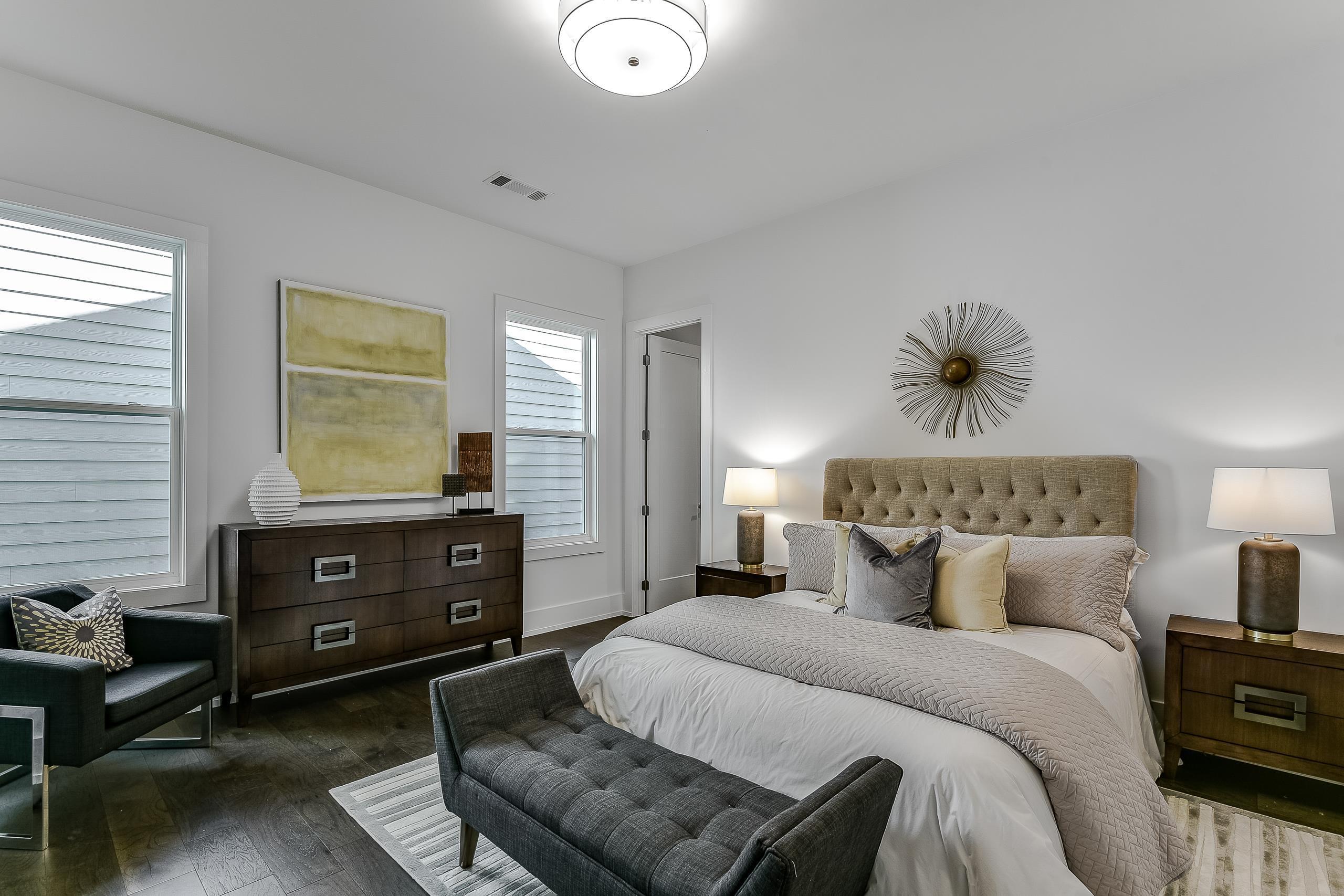 Bedroom featured in the Alston By Minerva Homes in Atlanta, GA