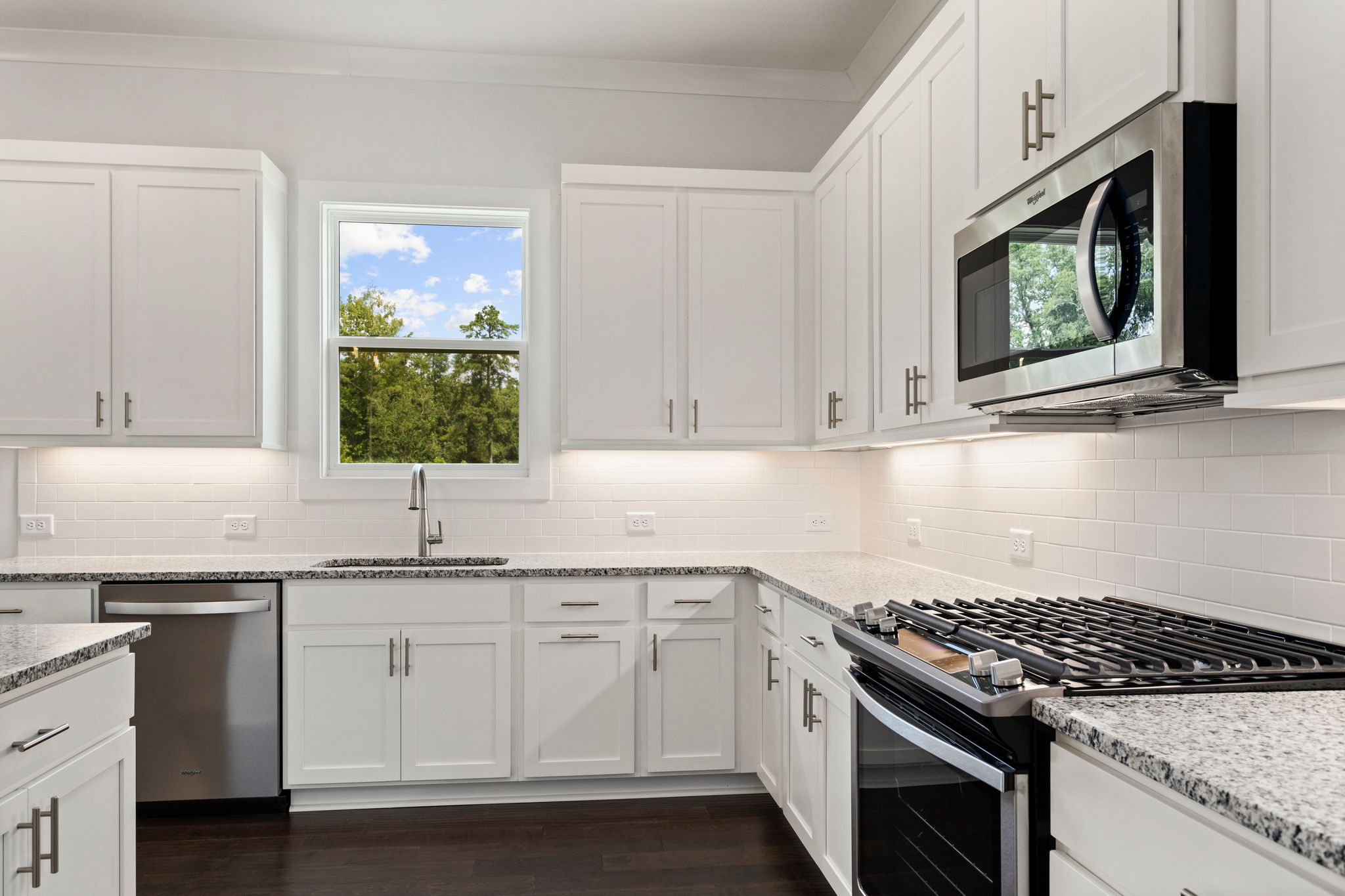 Kitchen featured in the Abbott By Minerva Homes in Atlanta, GA