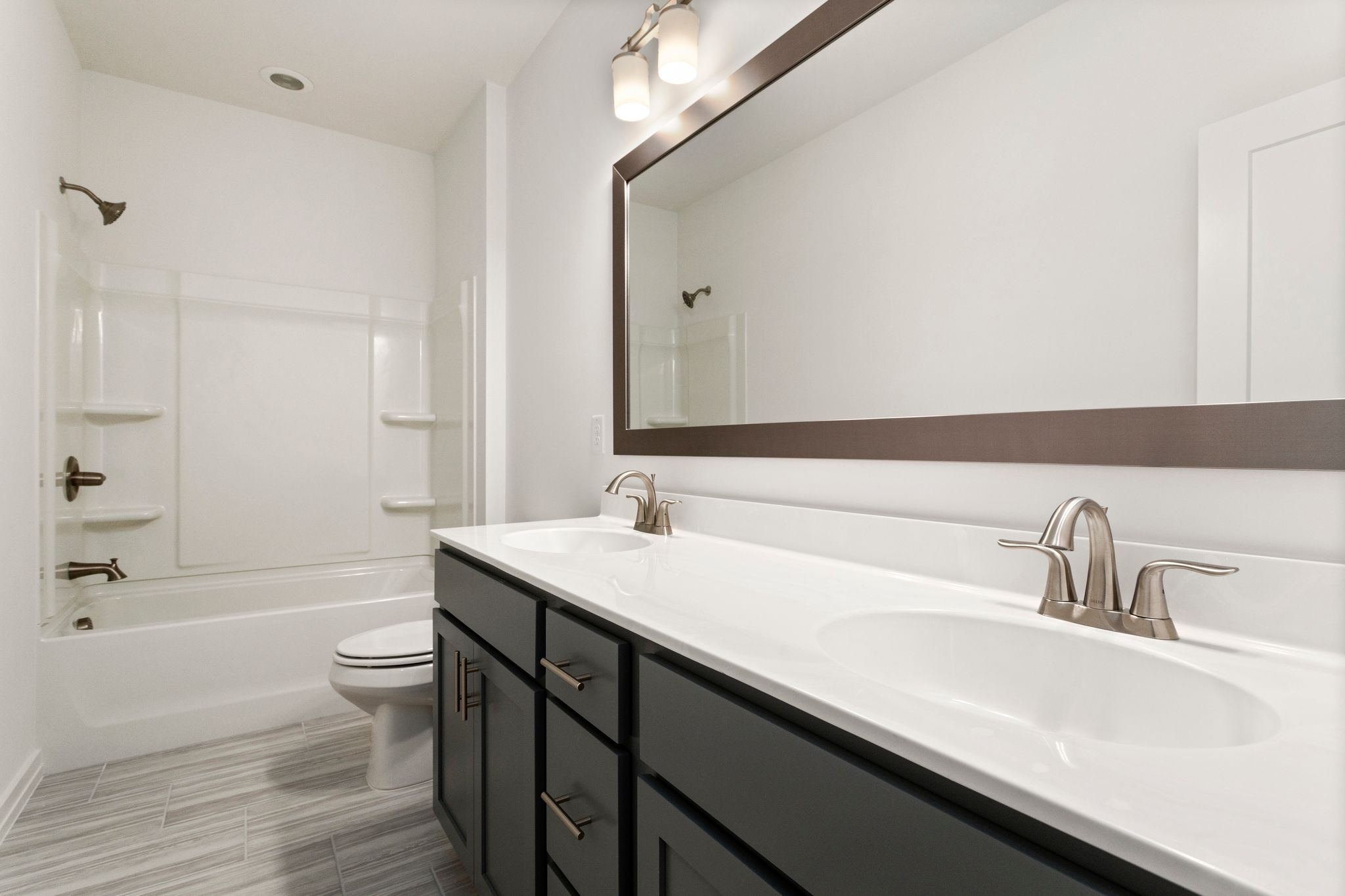 Bathroom featured in the Abbott By Minerva Homes in Atlanta, GA