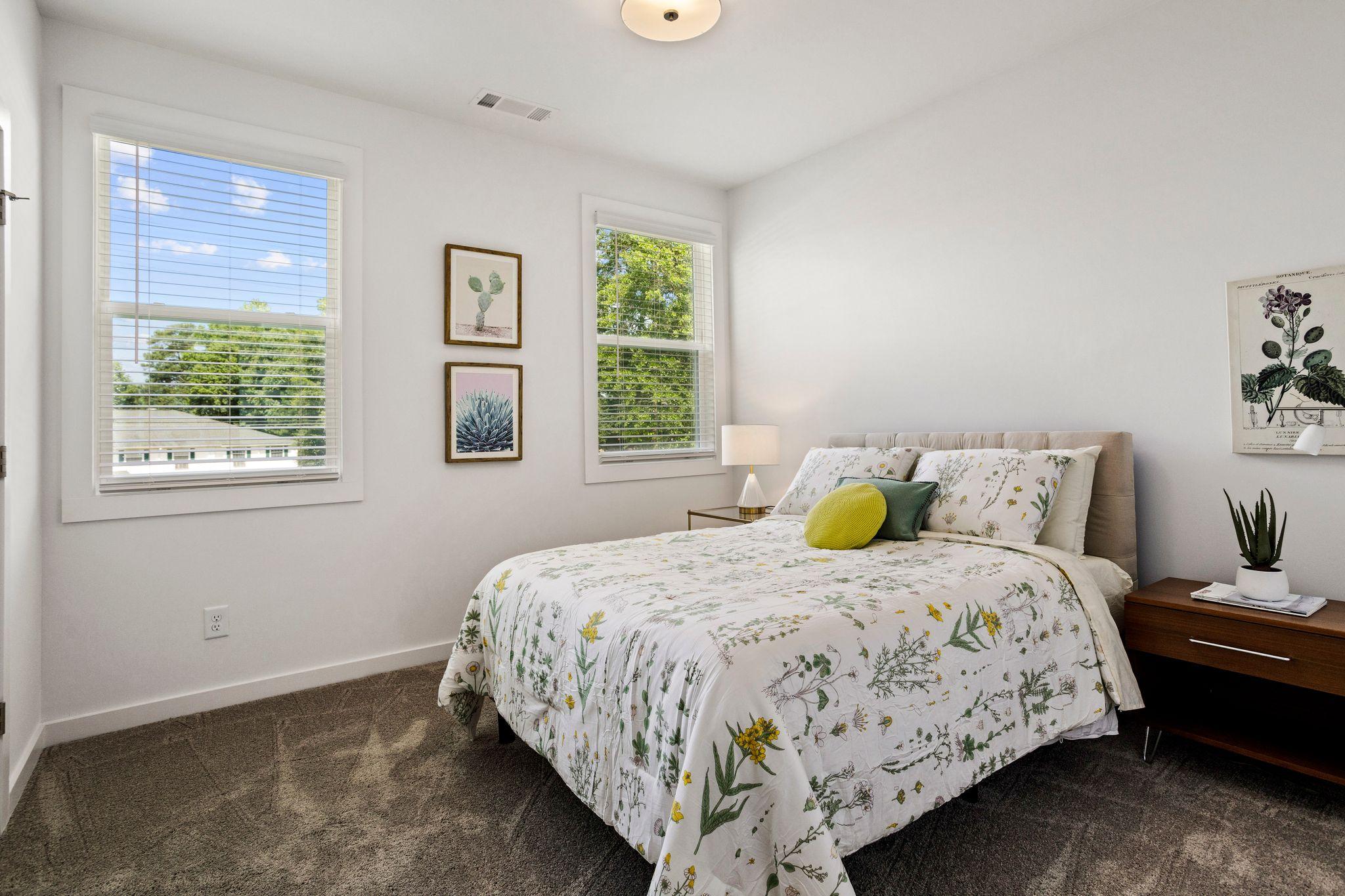Bedroom featured in the Abbott By Minerva Homes in Atlanta, GA