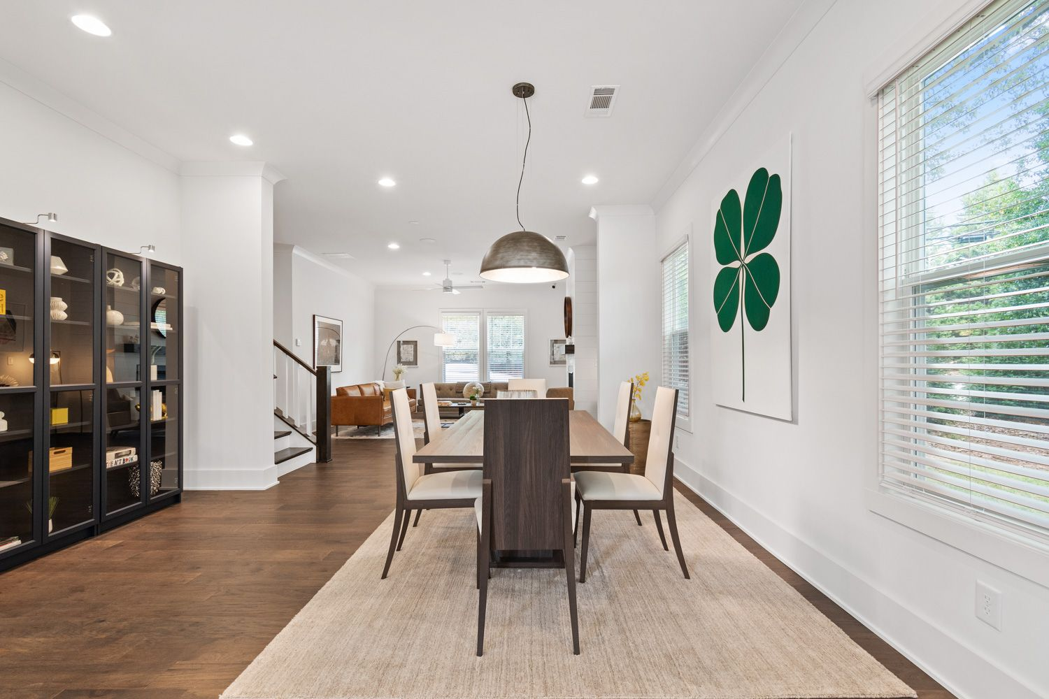 Living Area featured in the Callanwolde By Minerva Homes in Atlanta, GA