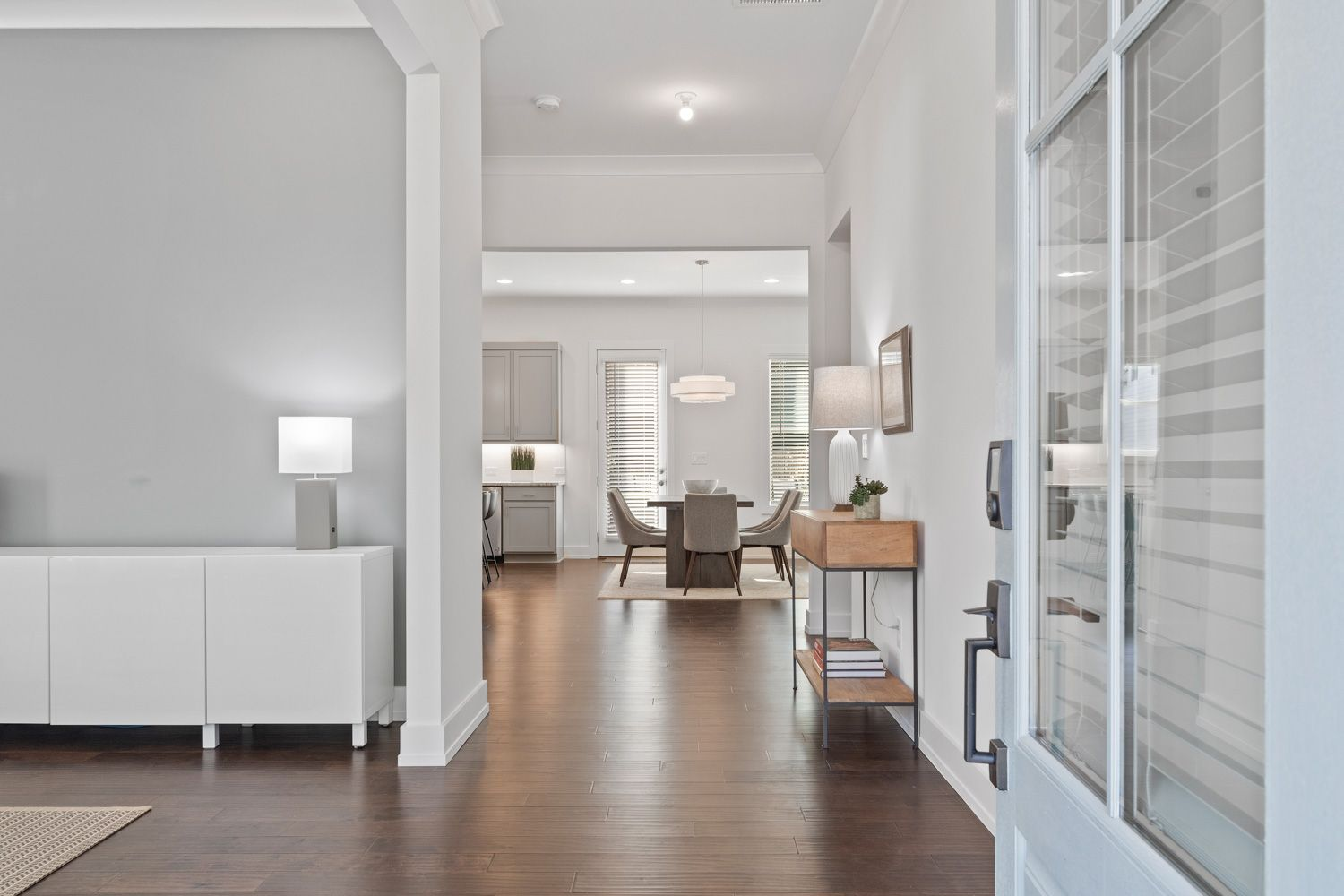Living Area featured in the Abbott By Minerva Homes in Atlanta, GA