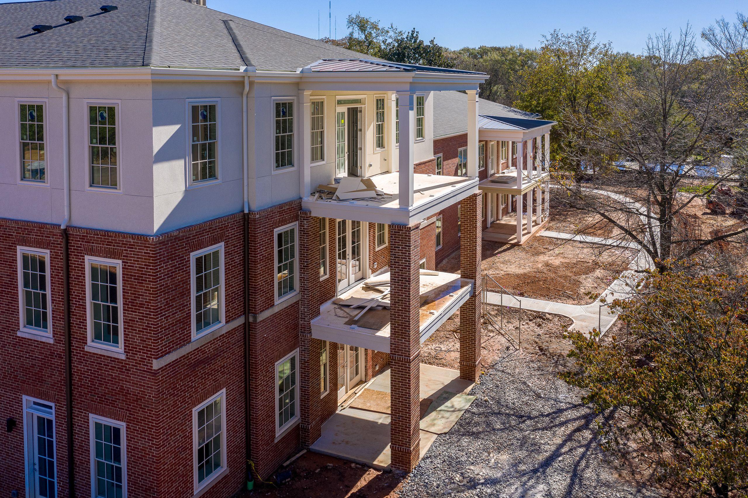 Exterior featured in the Springdale Condo By Minerva Homes in Atlanta, GA