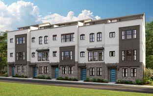 Hayden Townhome - Hayden Westside: Atlanta, Georgia - Minerva Homes