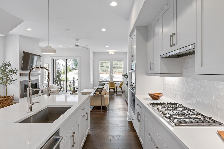 Kitchen featured in the Hayden By Minerva Homes in Atlanta, GA