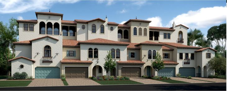 Santa Barbara Elevation:Sky Villa Collection