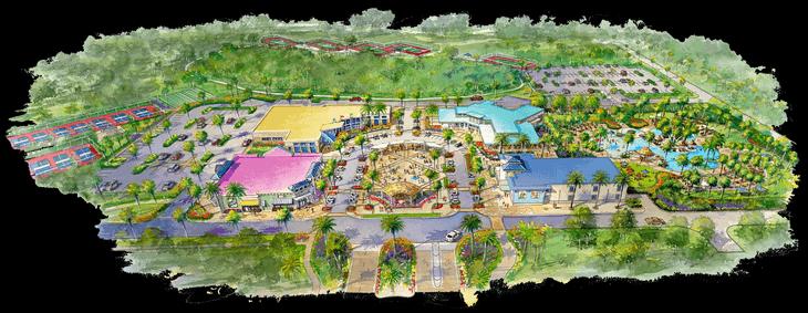 Latitude Margaritaville Daytona Beach:Community Plan