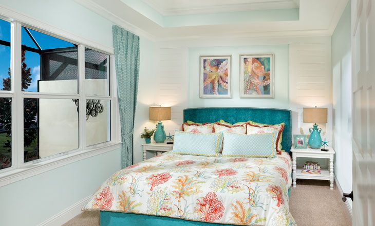 Bedroom featured in the Petunia By Minto Communities in Naples, FL