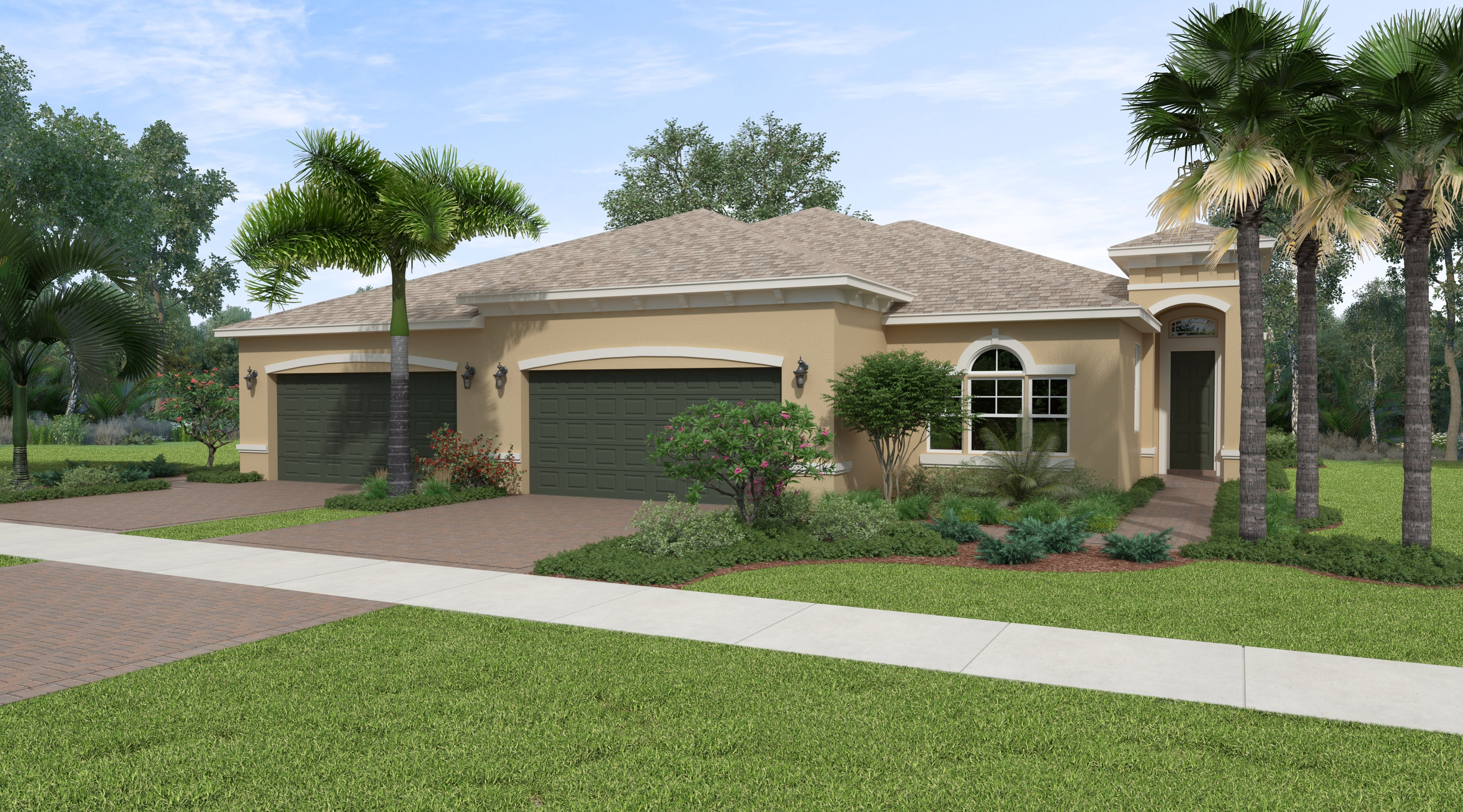 Exterior featured in the Spruce By Minto Communities in Martin-St. Lucie-Okeechobee Counties, FL