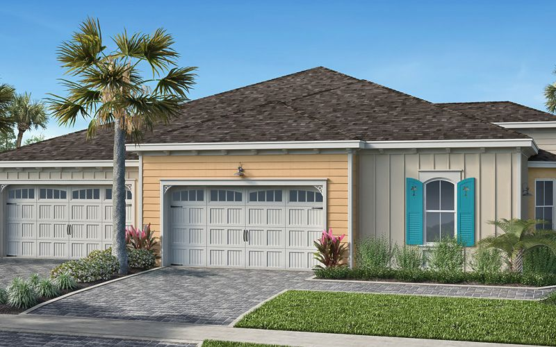 Exterior featured in the Jamaica By Minto Communities in Panama City, FL