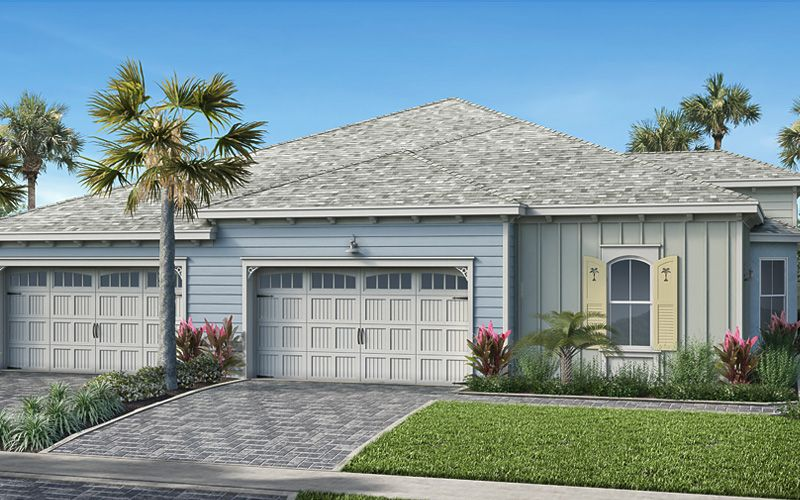 Exterior featured in the Lucia By Minto Communities in Panama City, FL