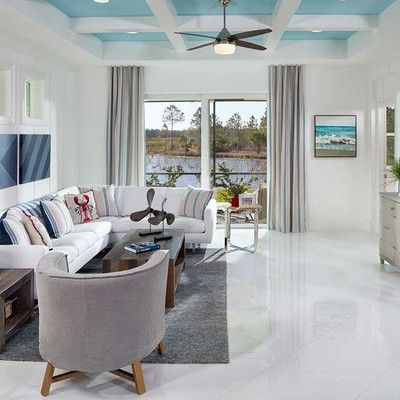 Living Area featured in the Barbuda By Minto Communities in Panama City, FL