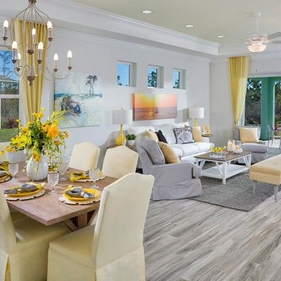 Living Area featured in the Nevis By Minto Communities in Panama City, FL