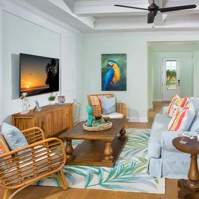Living Area featured in the Coconut By Minto Communities in Panama City, FL