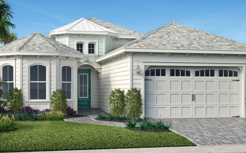 Exterior featured in the Parrot By Minto Communities in Daytona Beach, FL
