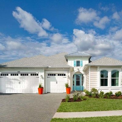 Exterior featured in the Aruba By Minto Communities in Panama City, FL