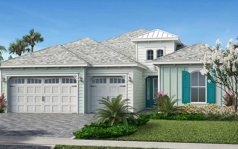 Exterior featured in the St. Bart By Minto Communities in Daytona Beach, FL