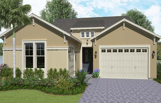 Exterior featured in the Kingfisher By Minto Communities in Palm Beach County, FL