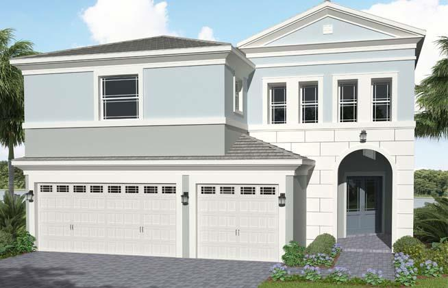 Exterior featured in the Laurel Grand By Minto Communities in Palm Beach County, FL