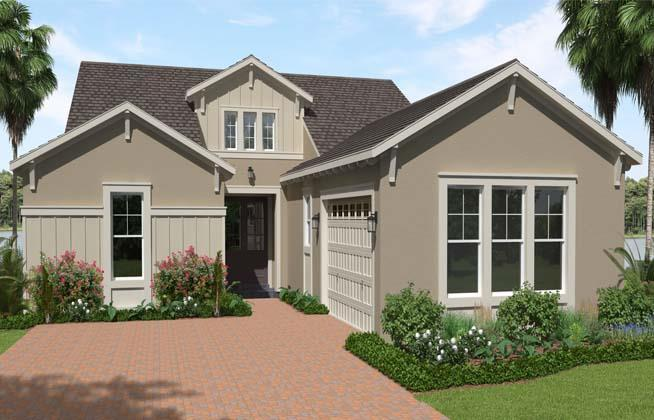 Exterior featured in the Sandhill By Minto Communities in Palm Beach County, FL