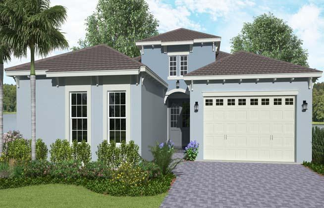Exterior featured in the Kingfisher Grand By Minto Communities in Palm Beach County, FL