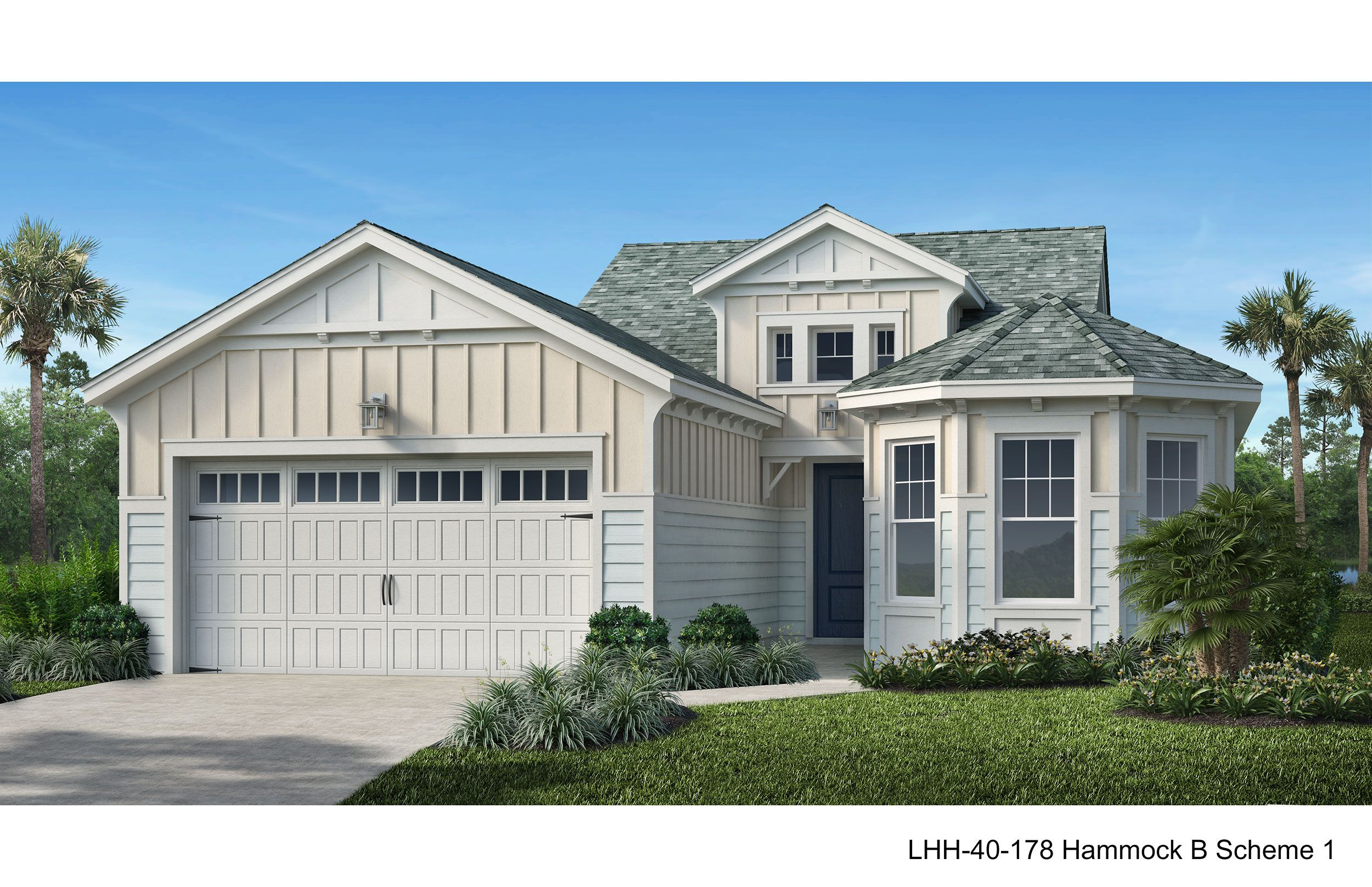 Exterior featured in the Hammock Bay By Minto Communities in Savannah, SC