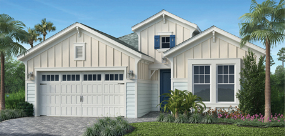 Exterior featured in the Cabana Bay By Minto Communities in Panama City, FL