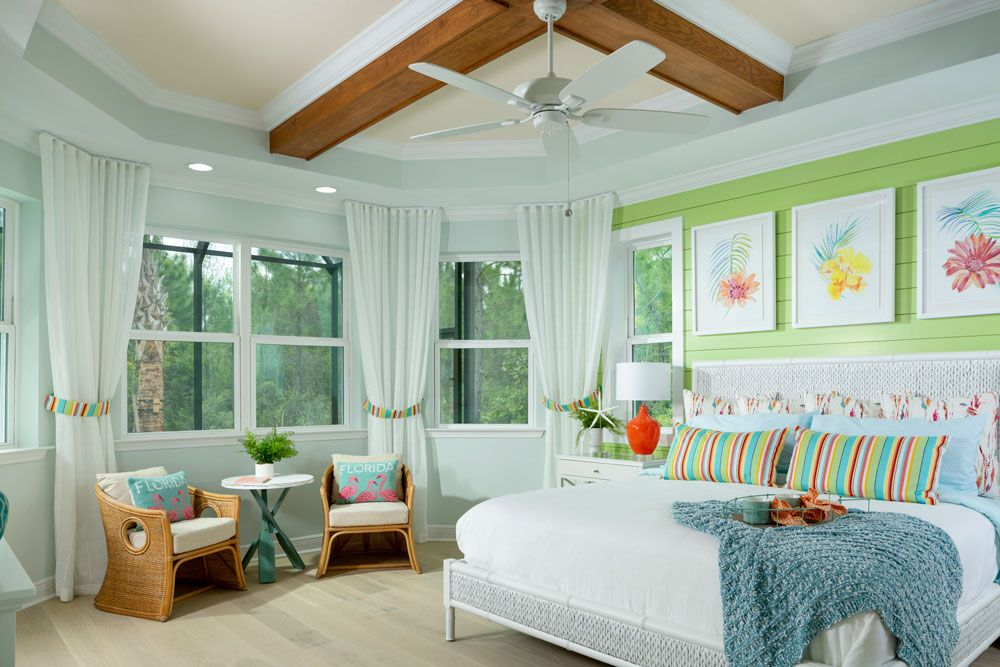 Bedroom featured in the Aruba By Minto Communities in Panama City, FL