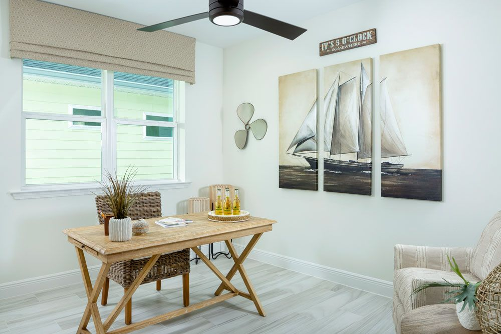 Living Area featured in the Trinidad Bay By Minto Communities in Panama City, FL