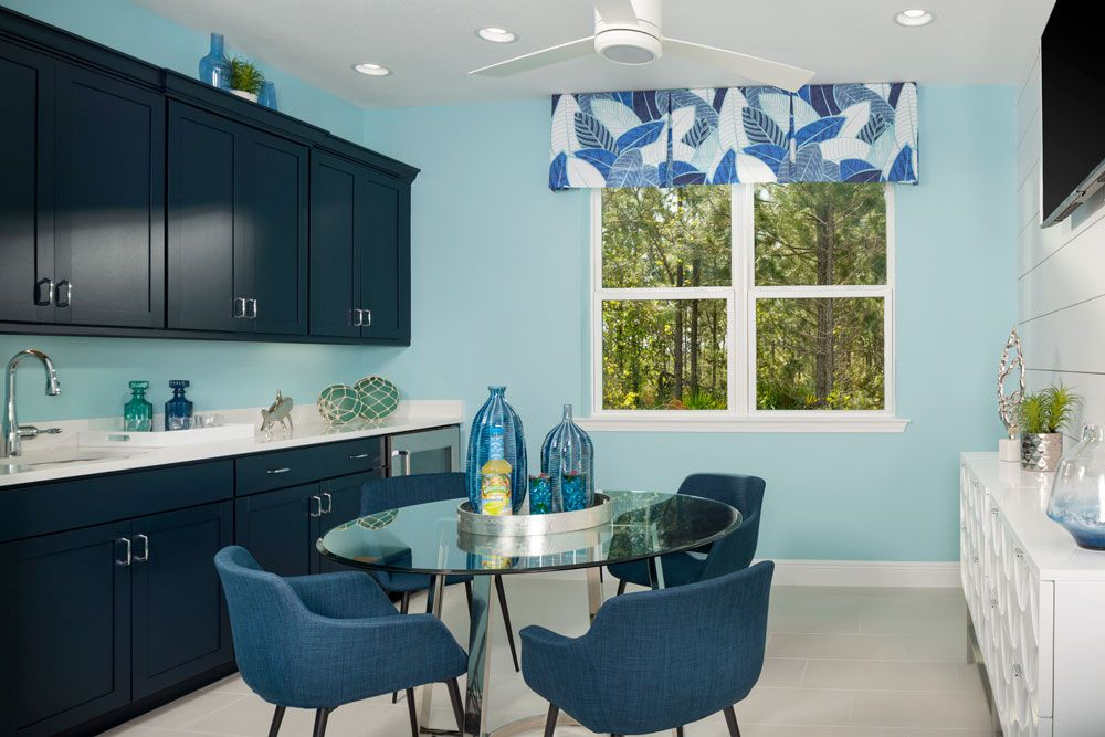Kitchen featured in the Coconut By Minto Communities in Panama City, FL