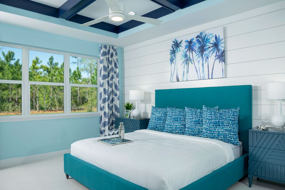 Bedroom featured in the Coconut By Minto Communities in Panama City, FL