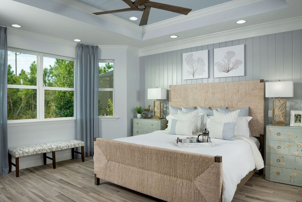 Bedroom featured in the Parrot By Minto Communities in Panama City, FL