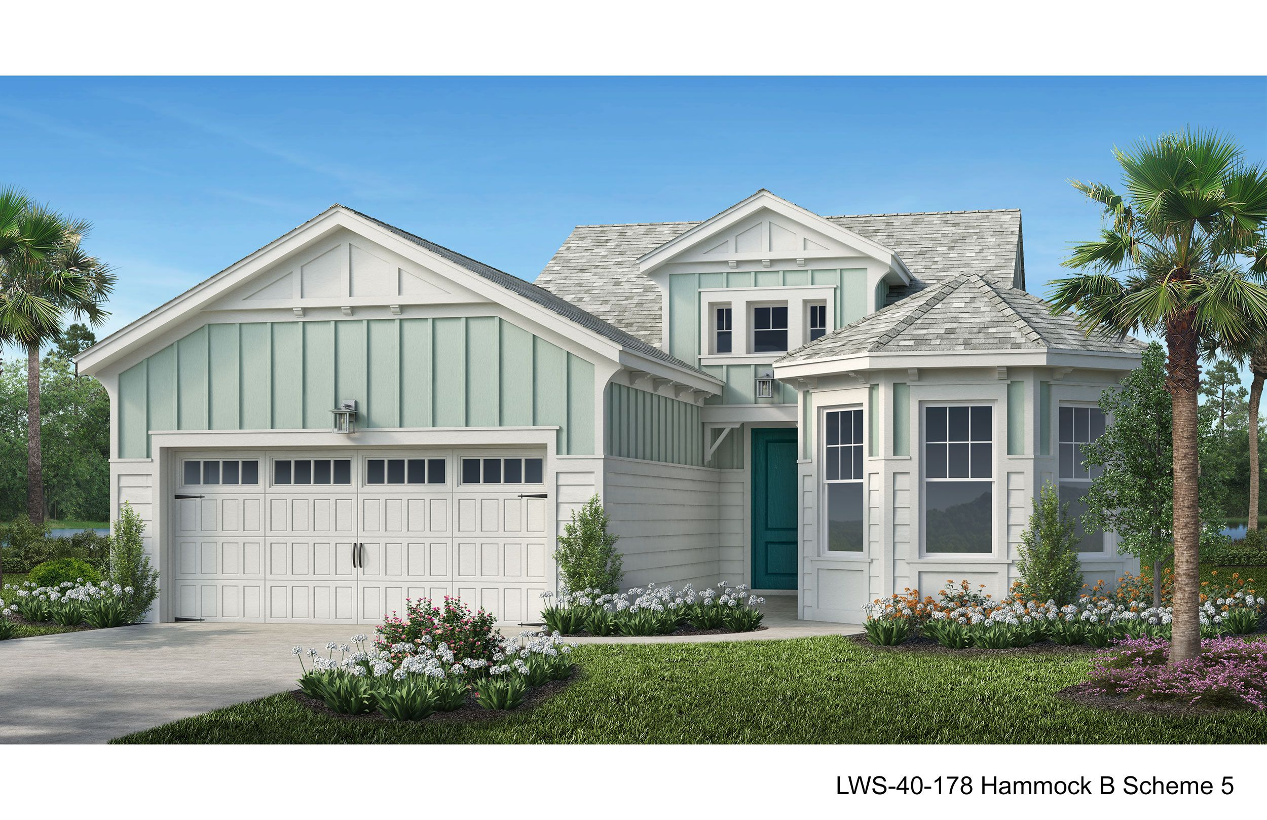 Exterior featured in the Hammock By Minto Communities in Panama City, FL