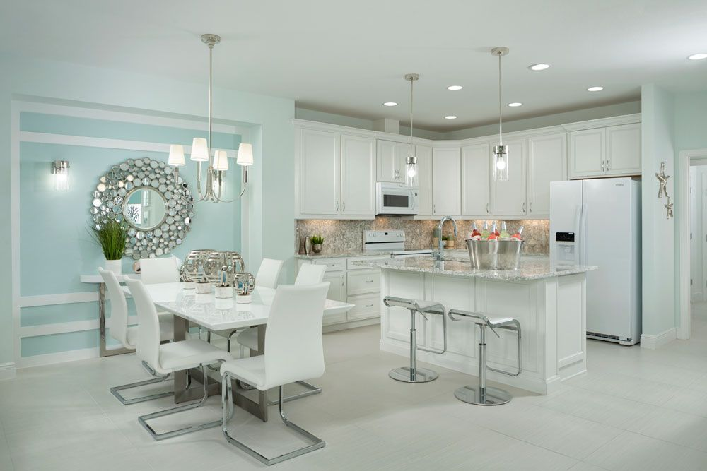 Kitchen featured in the Antigua By Minto Communities in Panama City, FL