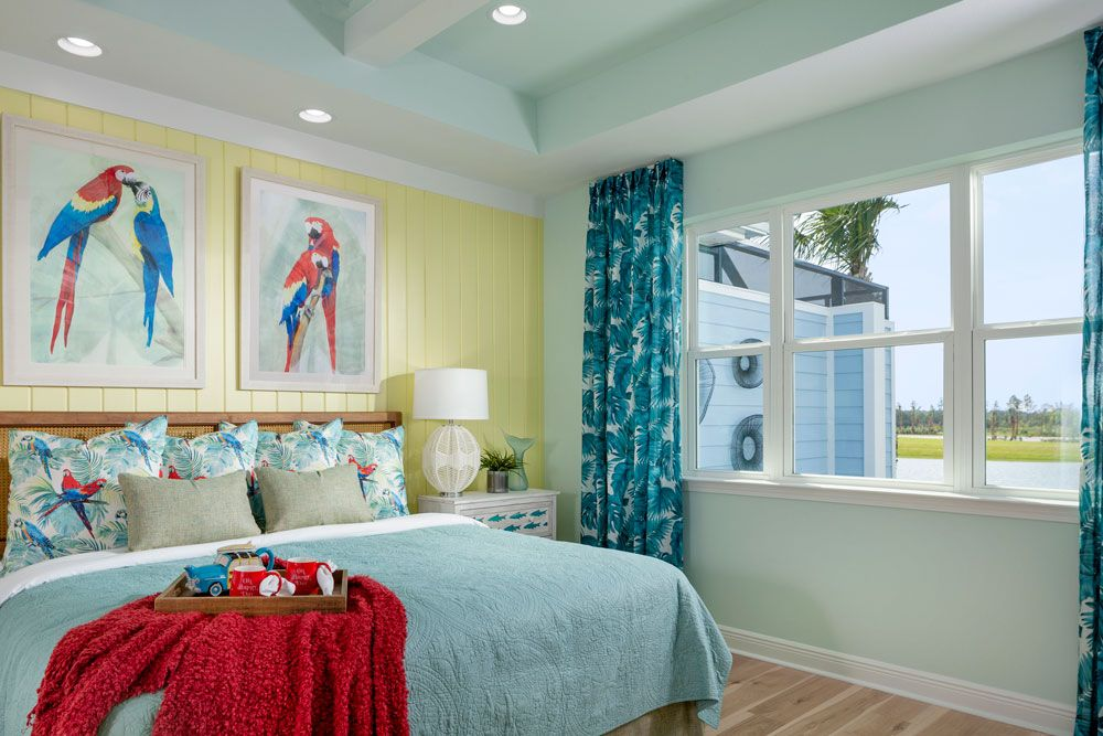 Bedroom featured in the Barbuda Bay By Minto Communities in Panama City, FL