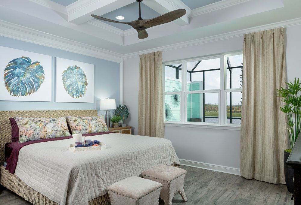 Bedroom featured in the Nevis By Minto Communities in Panama City, FL