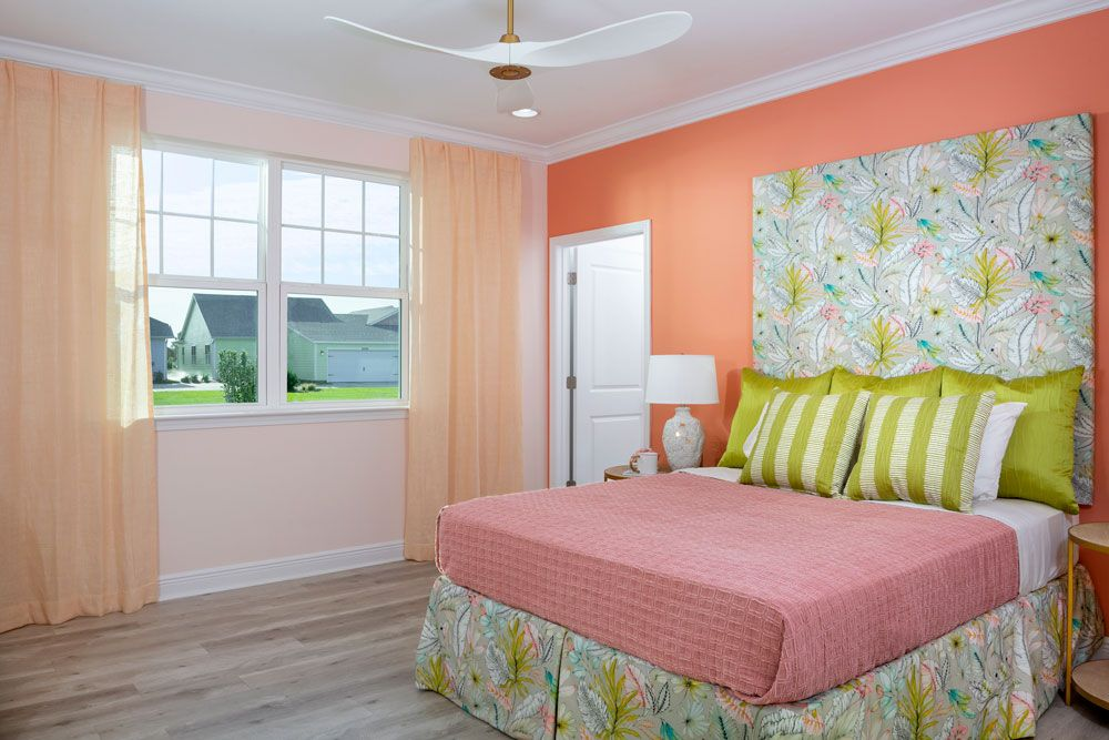 Bedroom featured in the Tortola By Minto Communities in Panama City, FL