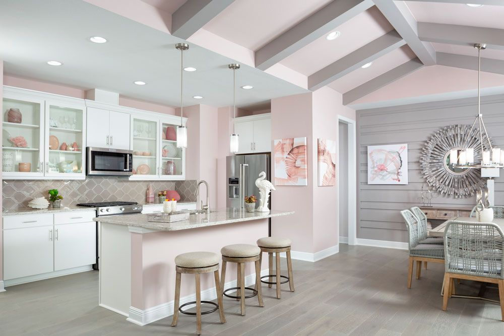 Kitchen featured in the Aloha By Minto Communities in Panama City, FL
