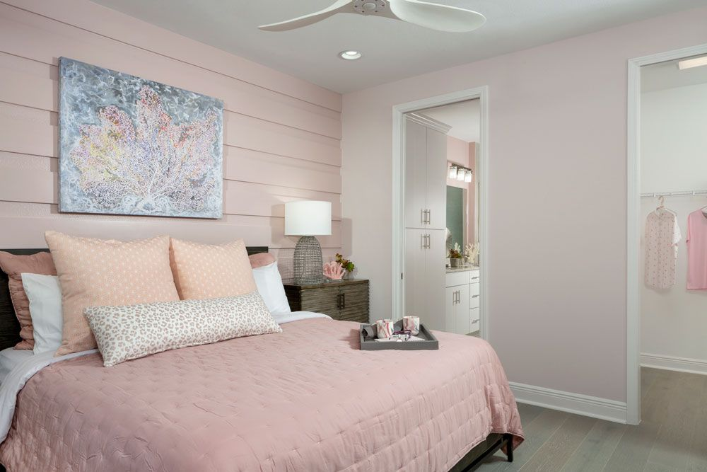 Bedroom featured in the Aloha By Minto Communities in Panama City, FL