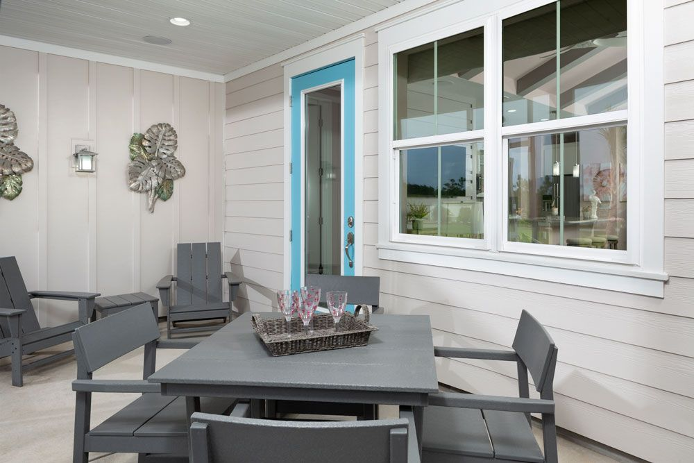 Exterior featured in the Aloha By Minto Communities in Panama City, FL