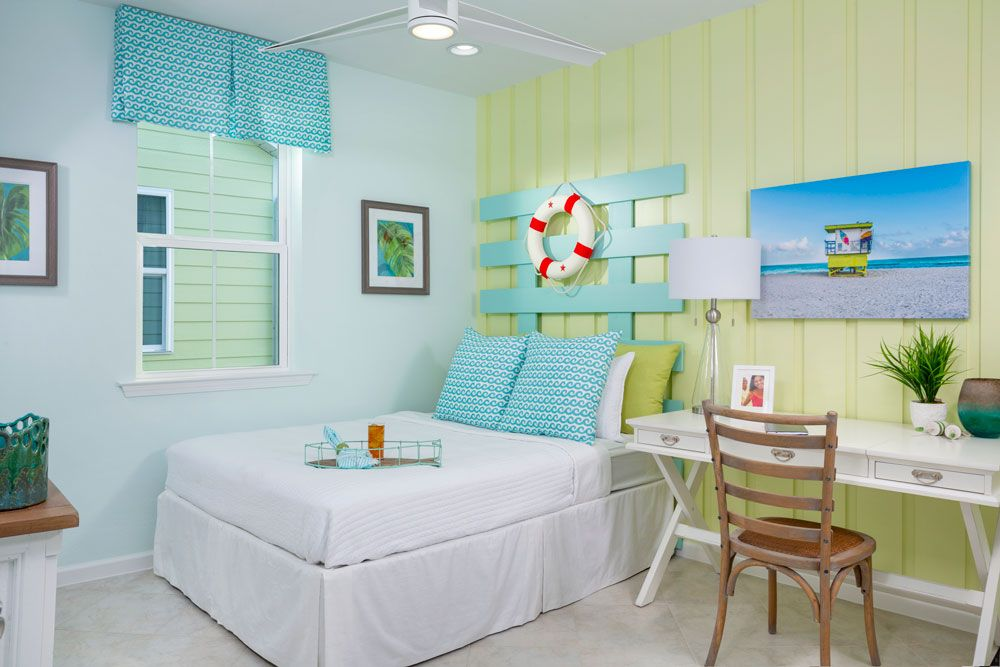 Bedroom featured in the Bamboo By Minto Communities in Panama City, FL