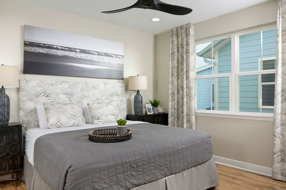 Bedroom featured in the Camellia By Minto Communities in Panama City, FL