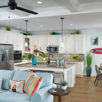 Kitchen-in-Coconut-at-Latitude Margaritaville Daytona Beach-in-Daytona Beach